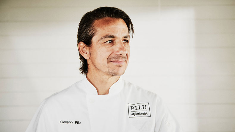 Chef Stories - Giovanni Pilu